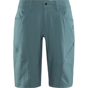SQUARE Active Baggy Shorts Damen petrol petrol