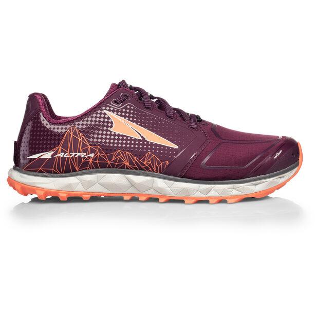 Altra Superior 4 Running Shoes Damen plum