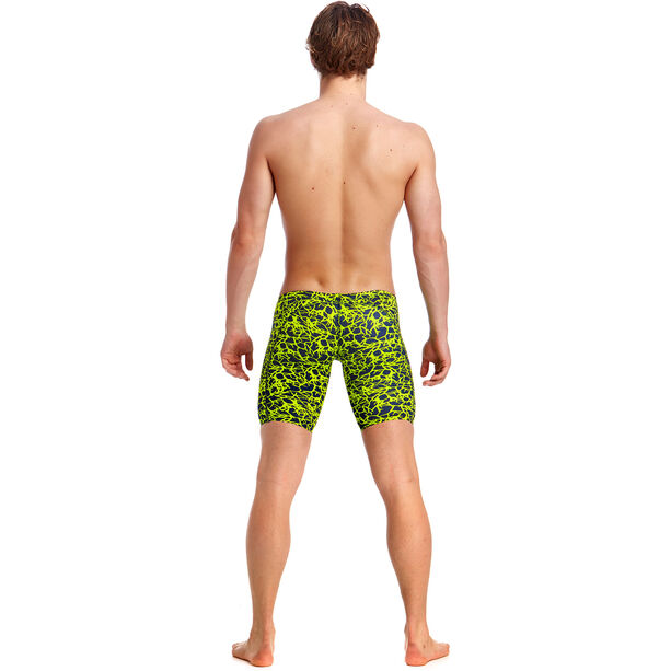 Funky Trunks Training Jammers Herren coral gold