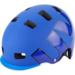 UVEX Helmet 5 Bike Pro blue matt bei fahrrad.de Online