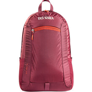 Tatonka City Trail 16 Backpack bordeaux red bordeaux red
