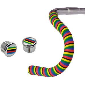 Cinelli Champion Ribbon Lenkerband regenbogen regenbogen