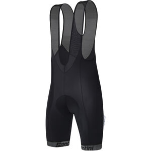 Santini Gara Bib Shorts Herren black black