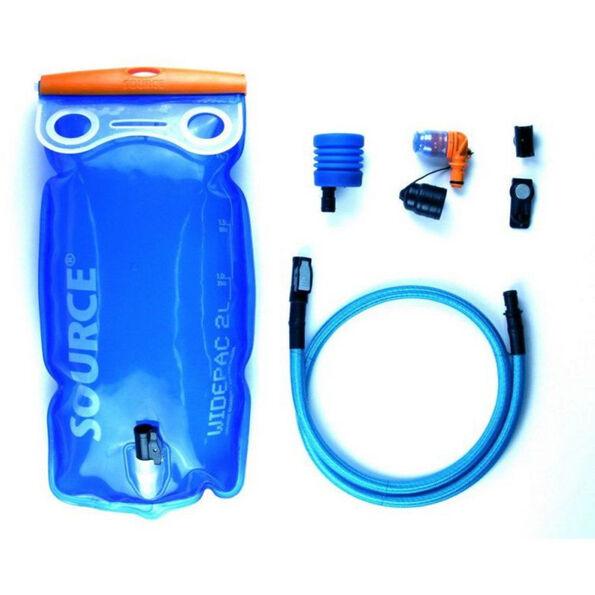 SOURCE Ultimate Hydration System 3 L transparent-blue