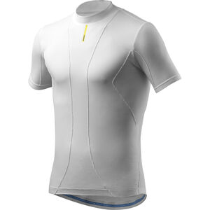 Mavic Cold Ride Kurzarm T-Shirt Herren white white