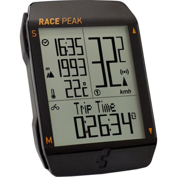 Cube Race Peak Fahrradcomputer black