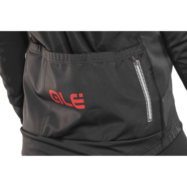 Alé Cycling Graphics PRR Strada 2.0 Jacket Herren black red black red