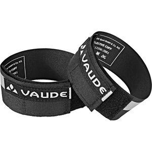 VAUDE Reflective Cuffs black black
