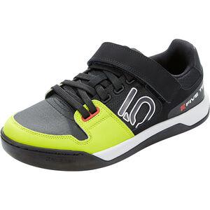 adidas Five Ten Hellcat Shoes Herren core black/ftwr white/sesoye core black/ftwr white/sesoye