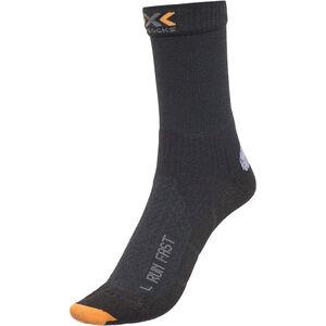 X-Socks Run Fast Socks Mid black black