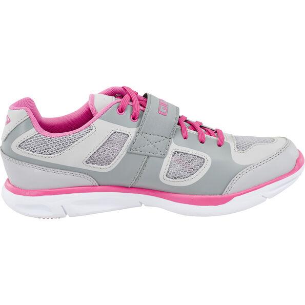 Giro Whynd Shoes Damen silver/rhodamine red