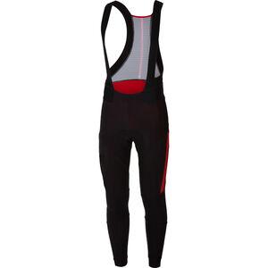 Castelli Sorpasso 2 Bib Tights Herren black/red black/red
