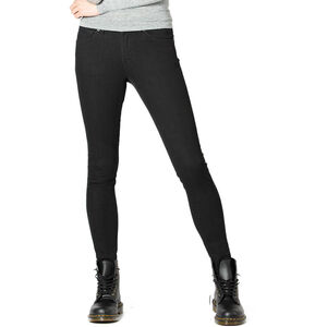 DUER Performance Denim Hose Skinny Damen black 100 black 100