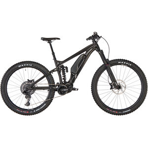 "Ghost Hybride SL AMR X S4.7+ AL 29/27,5+"" night black/jet black/iridium silver bei fahrrad.de Online"