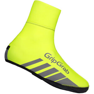 GripGrab RaceThermo Hi-Vis Waterproof Winter Shoe Cover fluo yellow fluo yellow