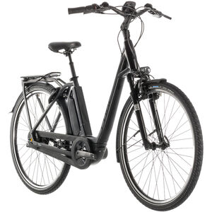 Cube Town Hybrid EXC RT 500 Easy Entry Black Edition bei fahrrad.de Online