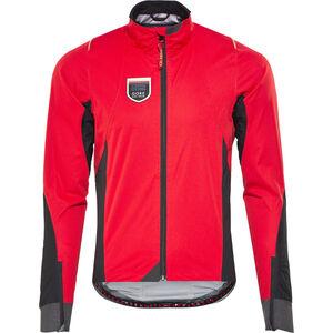 GORE BIKE WEAR 30th OXYGEN 2.0 GT AS jacket Herren red/black red/black