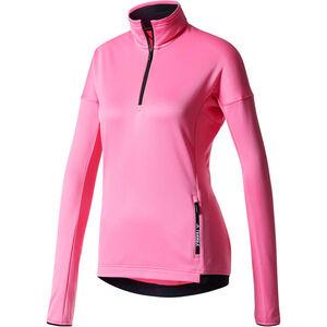 adidas TERREX Tivid 1/2 Zip Fleece Sweatshirt Damen tactile rose tactile rose