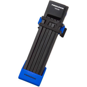 Trelock FS 200 TWO.GO L Faltschloss 100 cm blau bei fahrrad.de Online
