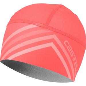 Castelli Viva 2 Skully Mütze Damen brilliant/ pink brilliant/ pink