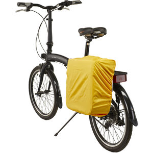 Red Cycling Products Regenschutz für Einzeltaschen gelb gelb