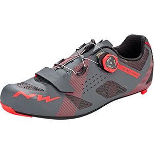 Northwave Storm Shoes Men anthra/lobster orange