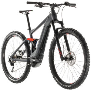 Cube Stereo Hybrid 120 Pro 500 Iridium'n'Red bei fahrrad.de Online