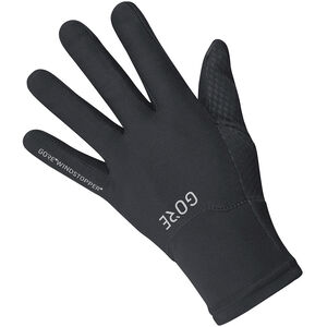 GORE WEAR Windstopper Gloves black