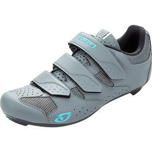 Giro Techne Shoes Damen titanium/glacier titanium/glacier