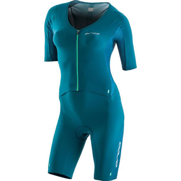 ORCA 229 Perform Aero Race Suit Damen green