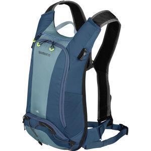 Shimano Unzen II Trail Backpack 6l Aegean Blue