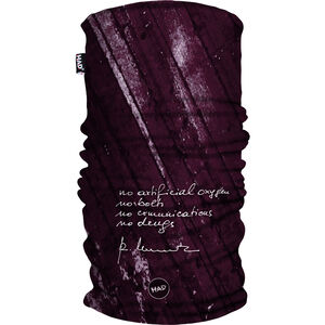 HAD Printed Fleece Tube abc wine by reinhold messner abc wine by reinhold messner