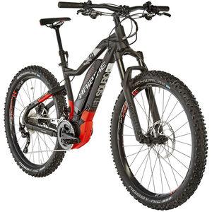 HAIBIKE SDURO HardSeven 10.0 Schwarz/Rot/Silber matt bei fahrrad.de Online