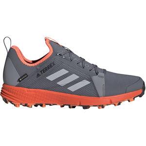 adidas TERREX Agravic Speed GTX Schuhe Herren onix/grey two/solar orange onix/grey two/solar orange