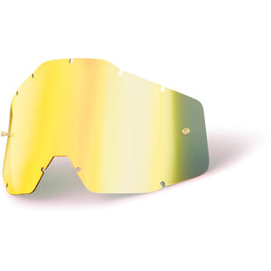 100% Replacement Lenses Youth gold / mirror bei fahrrad.de Online