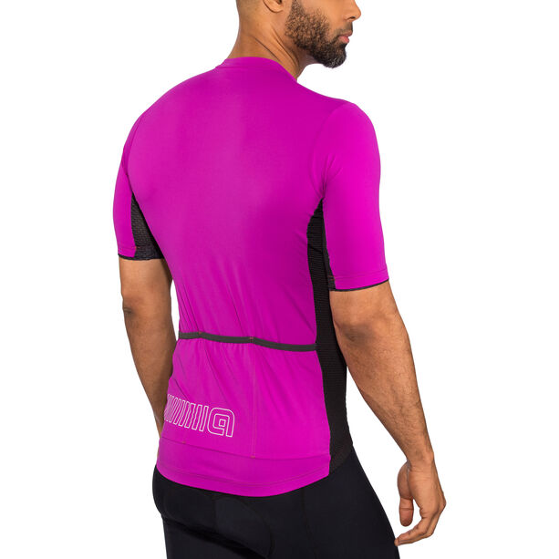 Alé Cycling Solid Color Block SS Jersey Herren cyclamen