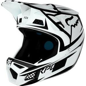 Fox Rampage Pro Carbon Bst Full Face Helmet Herren white white