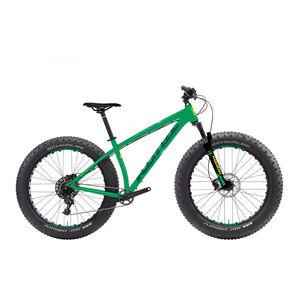 Kona WoZo green green