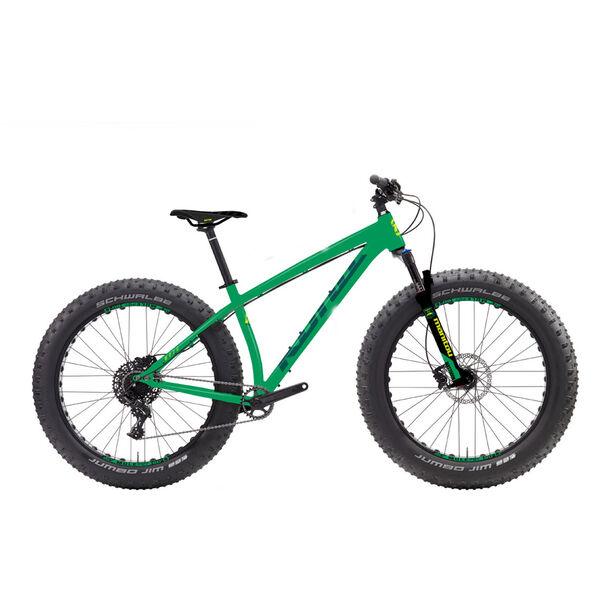Kona WoZo green