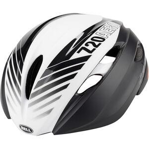 Bell Z20 Aero MIPS Helmet matte/gloss black/white/crimson matte/gloss black/white/crimson