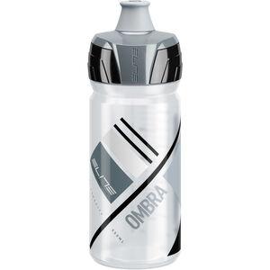 Elite Ombra Trinkflasche 550ml transparent/grau transparent/grau