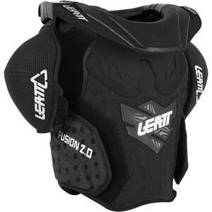 Leatt Fusion 2.0 Protector Vest Kinder black black