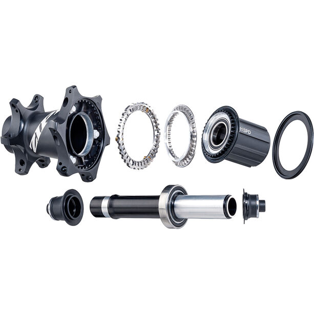 Zipp 404 NSW Hinterrad Tubeless Carbon Clincher SRAM/Shimano impress graphics