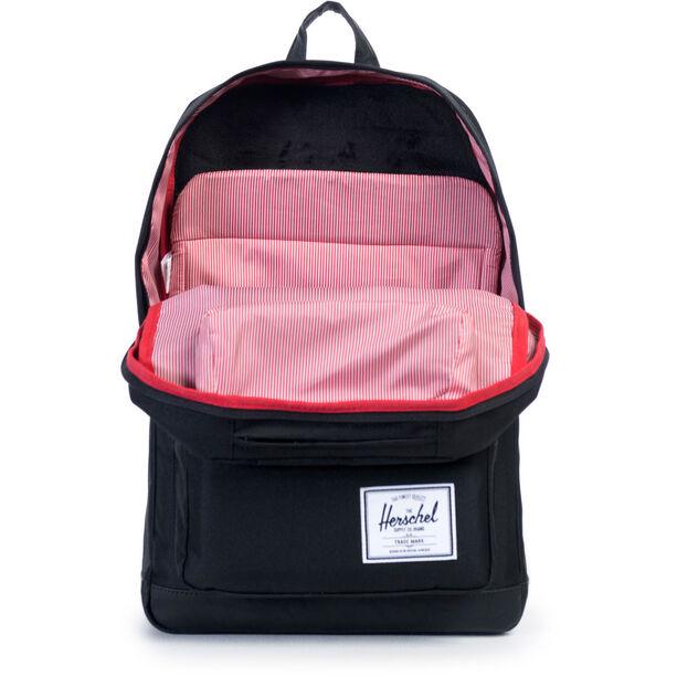 Herschel Pop Quiz Backpack black/black