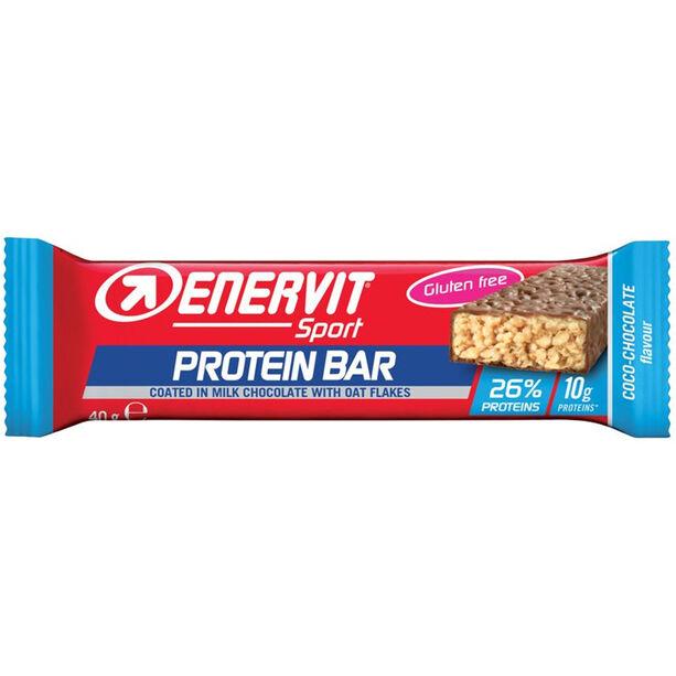 Enervit Sport Protein 26% Bar Box 25x40g Coco Choc