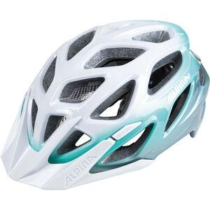 Alpina Mythos 3.0 Helmet white-smaragd bei fahrrad.de Online