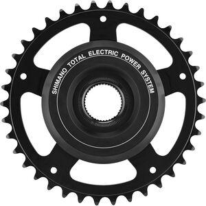 Shimano Steps SM-CRE60 Kettenblatt antrazit/silber bei fahrrad.de Online