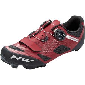 Northwave Razer Shoes Herren dark red