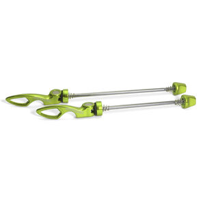 Sixpack Chopstix Schnellspanner Set electric-green electric-green
