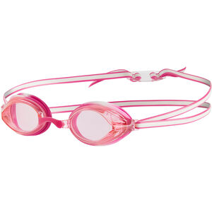 speedo Vengeance Goggles Kinder white/ecstatic pink white/ecstatic pink
